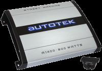 AUTOTEK STREET MACHINE MONOBLOCK A1400