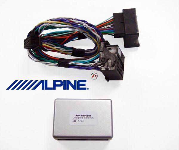 Alpine APF-R100BM