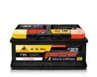 Panther P+95T Black Edition - 95 Ah