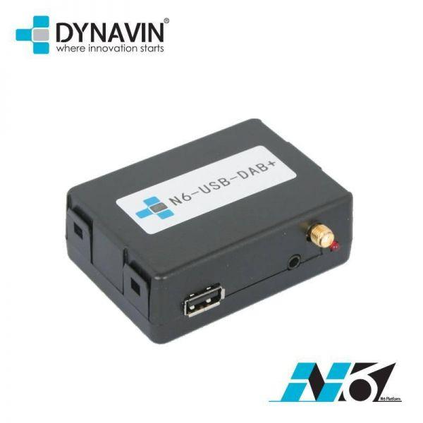 Dynavin DVN DAB - DAB+ Tuner (N6 Plattform)