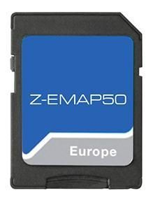 Zenec EMAP50 - microSD Karte