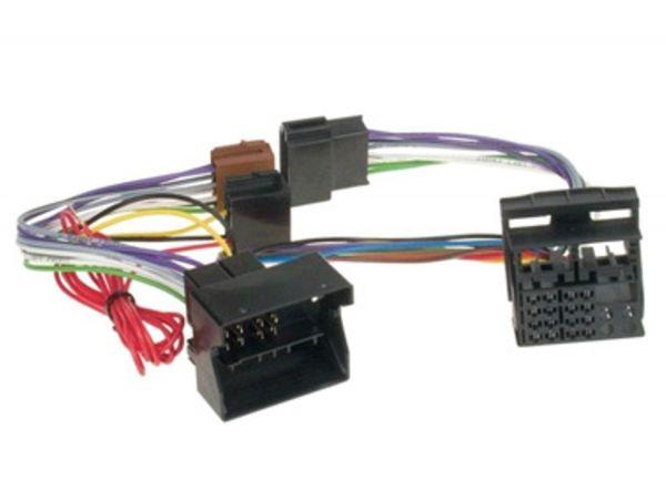 Musway MPK1 - Plug&Play Anschlußkabel Audi Seat Skoda VW