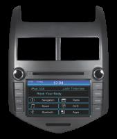ESX VN710-CV-AVEO-DAB - Naviceiver für Chevrolet