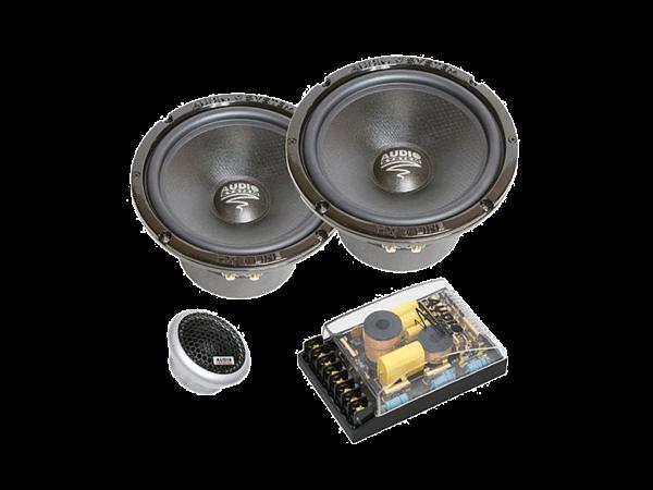 Audio System HX 165 DUST-4