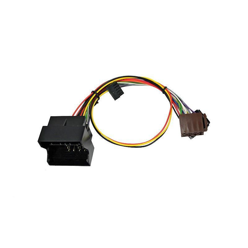 Harness for ARC-001/002 for BMW vehicles with quadlock connection on arc wiring panel, arc lights, arc valve,
