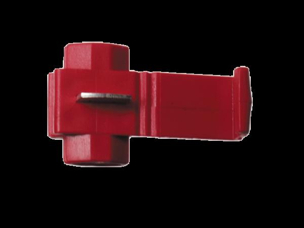 Abzweigverbinder 0,75 - 1,5 mm² rot - 10 Stück