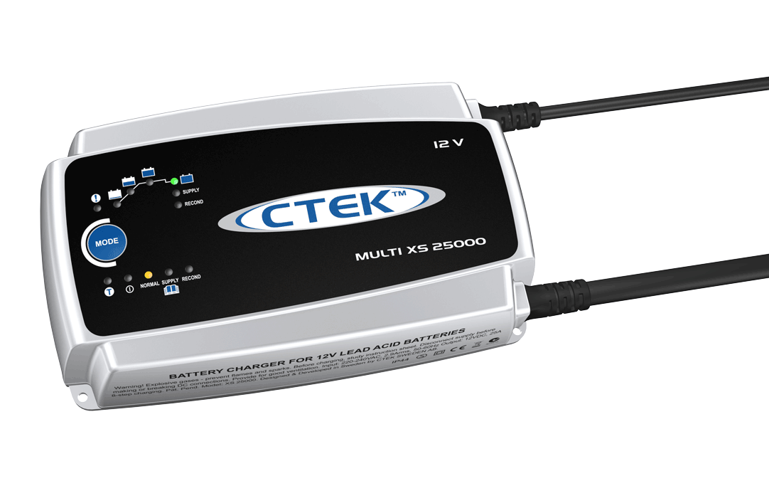 Ctek Multi Xs 25000 Hh Charger 12v 6m Cable Charger