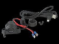 Spannungswandler 12V->5V/3A inkl. 1m USB-Kabel