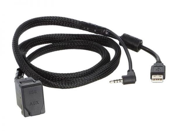 USB / AUX Toyota Yaris 2014->