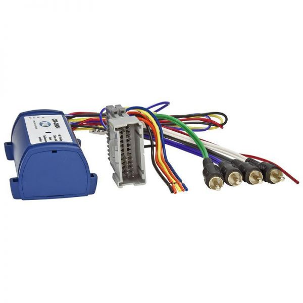 PAC C2r-Gm24 Radio Replacement Interface with No Onstar