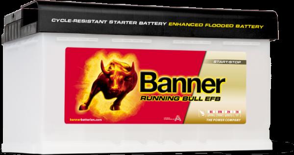 Banner Running Bull EFB 58011 - 80Ah