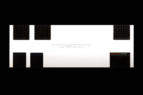 Mosconi Gladen AS 200.4 - 4x 200W Endstufe