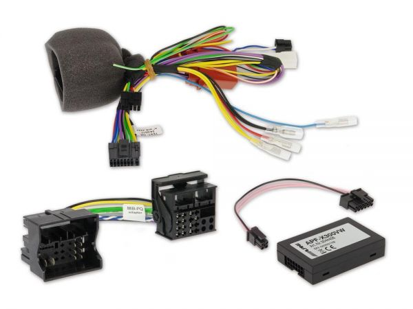 Alpine APF-X300VW - Interface
