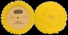 Surf City Garage Polierpad 175mm gelb, grob