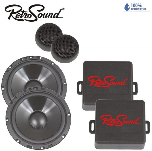 RetroSound R-C652N - 16,5cm Komposystem