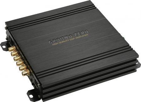 Ground Zero GZDSP 4.80AMP - 4-channel amplifier