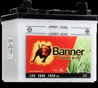 Banner Garden Bull 51819 - 18Ah