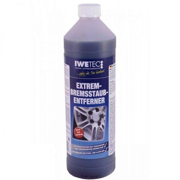 IWETEC - Extrem-Bremsstaubentferner