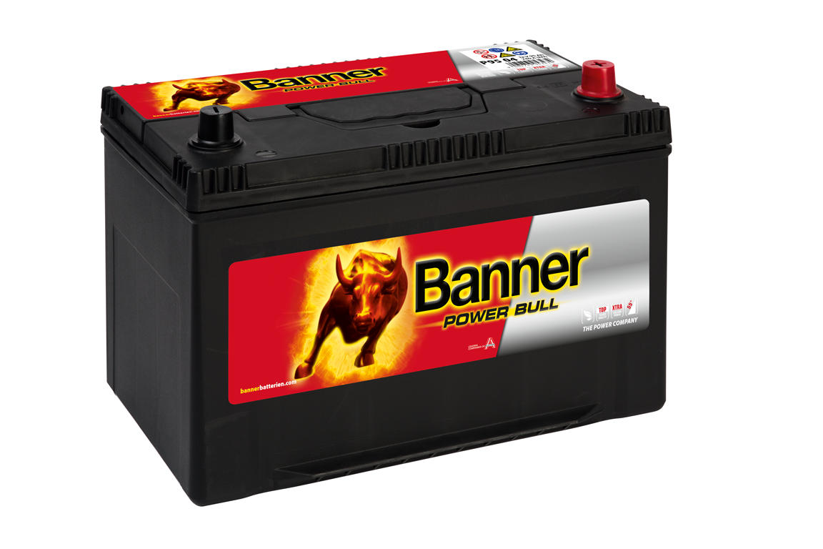 banner power bull p95 04 95ah lead acid batteries. Black Bedroom Furniture Sets. Home Design Ideas