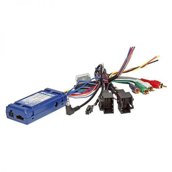 CAN-BUS adapter incl  LFB (RP4-GM31) GMC, CHEVROLET, CADILLAC, HUMMER with  and without active system
