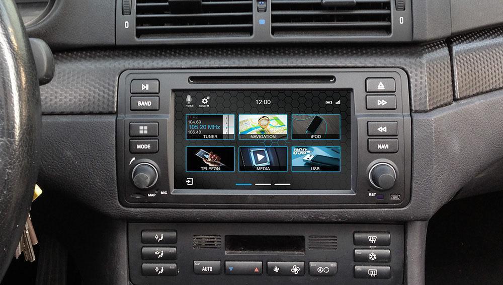 Bmw E46 Dynavin Firmware Update DYNAVIN N6 Multimedia GPS System for