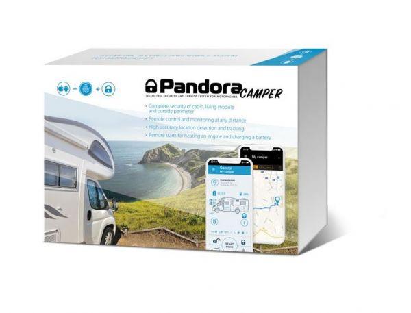 Pandora Camper - Camper Alarmanlage