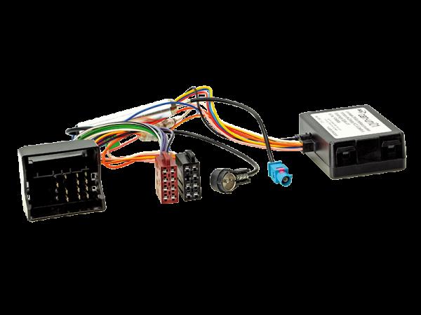 CAN-Bus Kit VW Group Quadlock > ISO / antenna ISO | Audi | Car