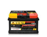 Panther P+55T Black Edition - 55 Ah