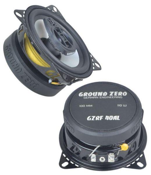 Ground Zero GZRF 40AL - 10cm Coaxlautsprecher