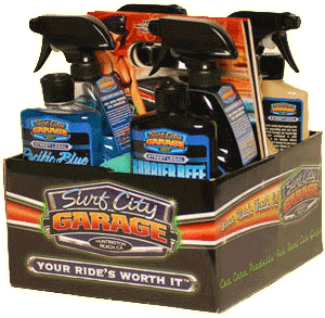 Surf City Garage Tool-Box