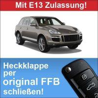 Kufatec Heckklappen-Modul Porsche Cayenne 1