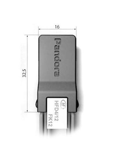 Pandora BT01 - Bluetooth-Relais