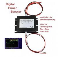 Digitaler 12 Volt Strom- und Spannungsstabilisator Power Booster