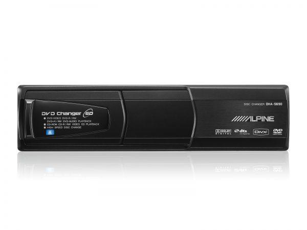 Alpine DHA-S690 - DVD Wechsler
