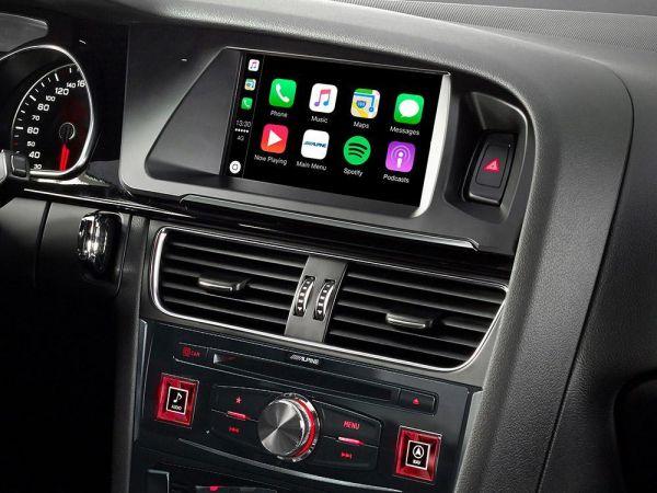 Alpine X703D-A4 - 2DIN Navigation für Audi A4
