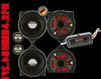 German Maestro MB4.2FR - 2-Wege Composystem