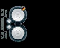 German Maestro MS 6.2-A M-Line - 2-Wege Composystem