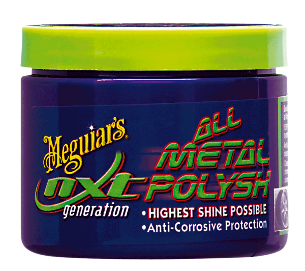 Meguiar´s NXT Generation® All Metal Polish