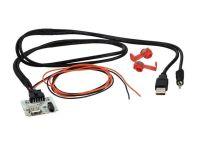 USB / AUX Hyundai i20 2014->