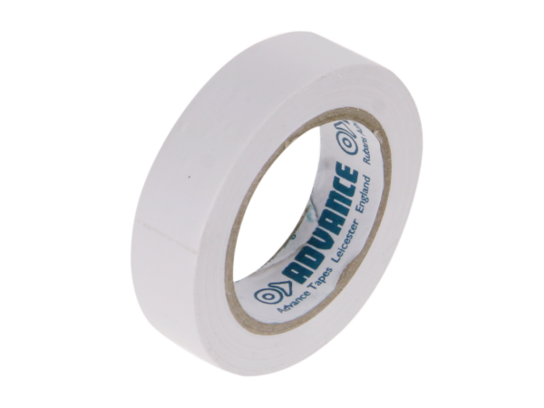 PVC-Isolierband weiß