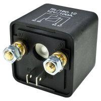 Trennrelais für Batterien 12 V 100A