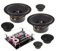 Helix C 63C - 16,5cm High-end 3-Wege Komponenten-System