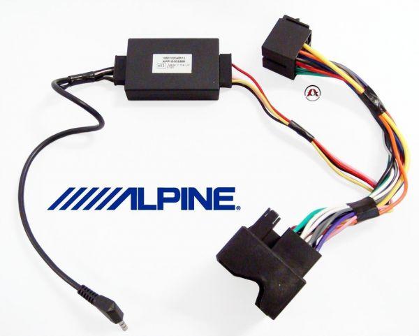 Alpine APF-S102BM - Lenkradinterface
