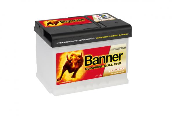 Banner Running Bull EFB 56000 - 60Ah