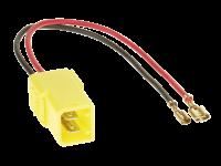 Lautsprecheradapterkabel (2 x) Alfa / Citroen / Fiat / Lancia / Peugeot