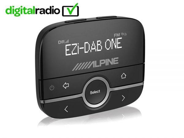 Alpine EZi-DAB-ONE - DAB+ Nachrüstung