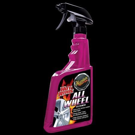 Meguiars Hot Rims All Wheel Cleaner - Felgenreiniger