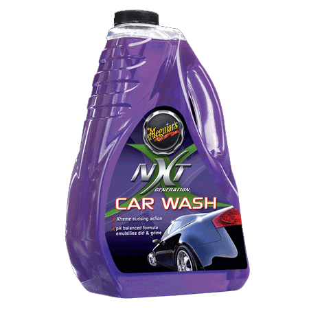 Meguiar´s NXT Generation® Car Wash
