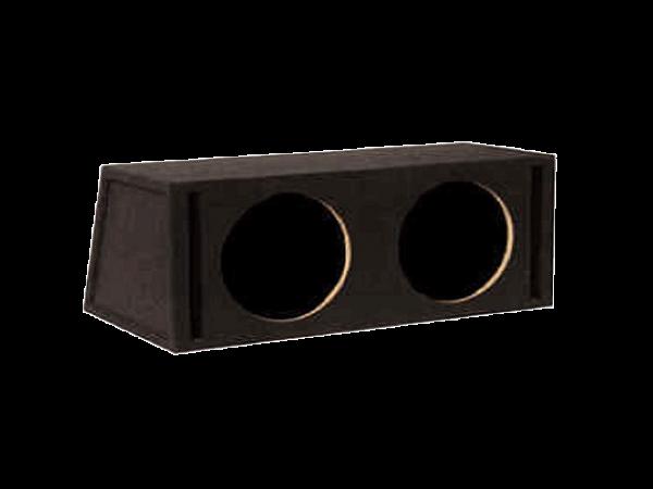 Audio System BR-12-2 Leergehäuse