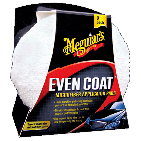 Meguiar´s Even Coat Microfaser Applicator Pads